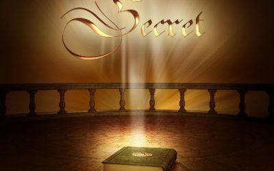 There is no secret formula